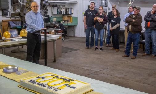 R.E. Dye Manufacturing celebrates 100th anniversary