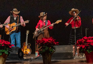 Flying J Wranglers perform at the National Theatre