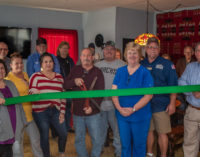 Chamber celebrates opening of Randy's Bed and No Breakfast
