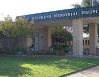 Stephens Memorial Hospital named as a Top 100 rural hospital