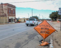 Inside lanes on U.S. 183 North to be closed for utility work