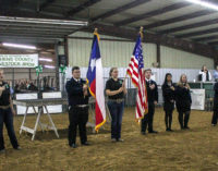 Stephens County Junior Livestock Show opens with Rabbit Show, continues today