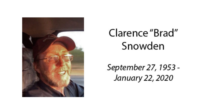 "Clarence ""Brad"" Snowden"