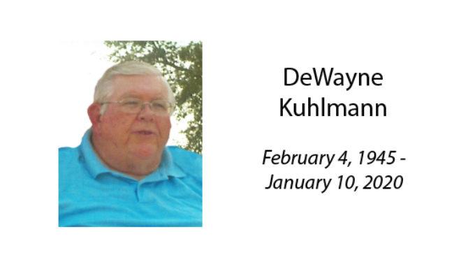 DeWayne Kuhlmann