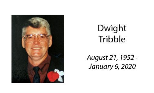 Dwight Tribble
