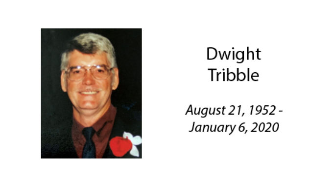 Dwight Tribble