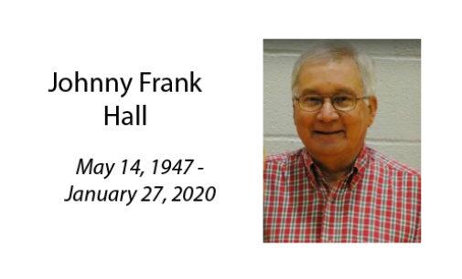 Johnny Frank Hall