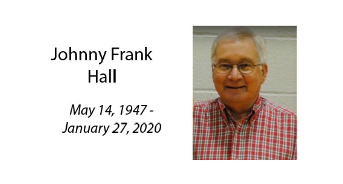 Johnny Frank Hall