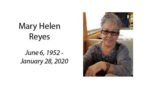 Mary Helen Reyes