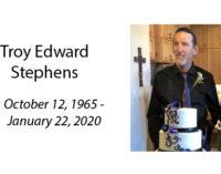 Troy Edward Stephens