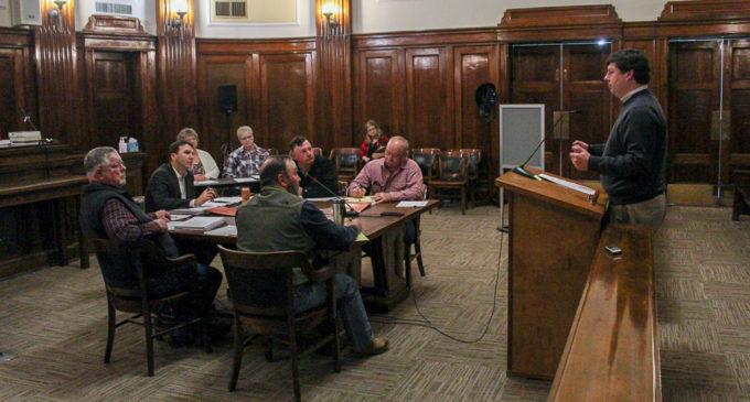 County Commissioners keep burn ban off, approve Hazard Mitigation Plan