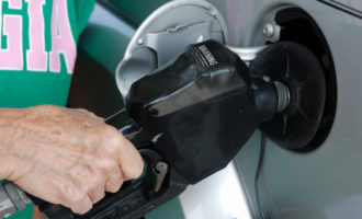 Gas prices continue to drop, but Gulf Coast hurricanes could reverse that trend