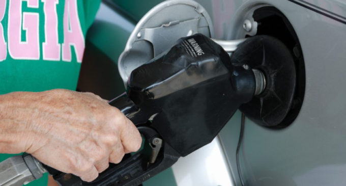 Local gas prices remain steady