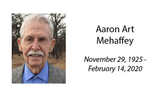 Aaron Art Mehaffey