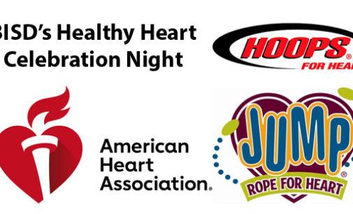 BISD to host Healthy Heart Celebration Night on Thursday