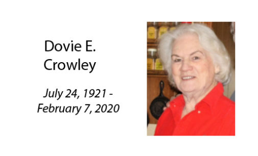 Dovie E. Crowley