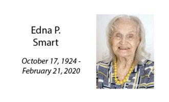 Edna P. Smart