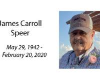 James Carroll Speer
