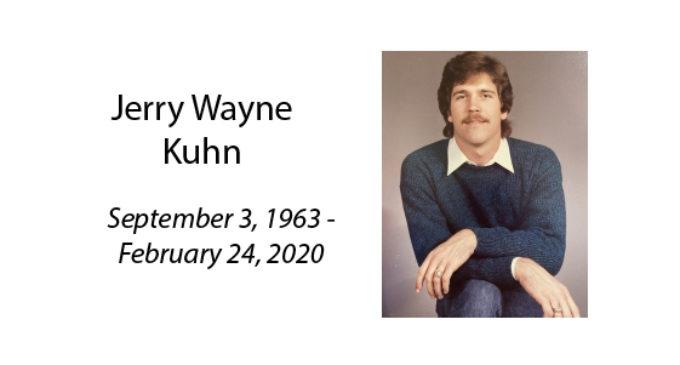 Jerry Wayne Kuhn