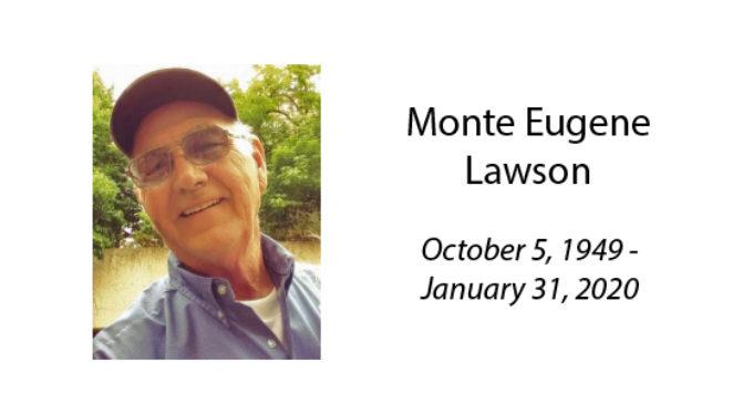 Monte Eugene Lawson
