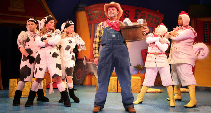 National Theatre to host performance of 'Click, Clack, Moo' musical