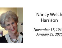 Nancy Welch Harrison