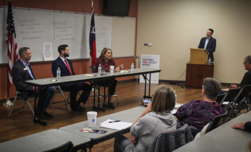 Local residents meet Texas House candidates at forum