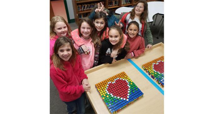 BISD kids celebrate Valentine's Day with parties, activities