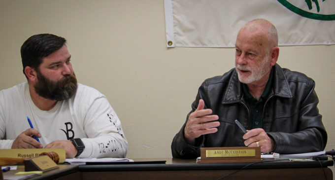 McCuistion retiring after eight years as Breckenridge City Manager