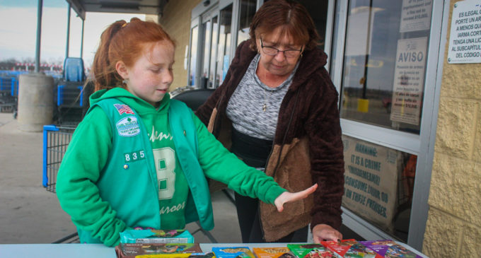 Local Girl Scouts hope to raise enough funds for trip to Washington, D.C.