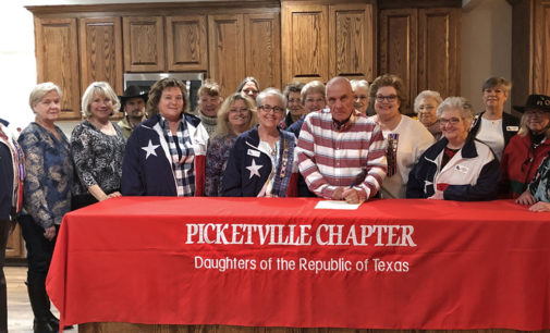 Picketville Chapter of the DRT to host Texas heritage event on Thursday