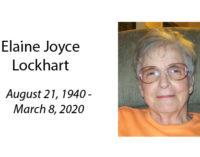 Elaine Joyce Lockhart