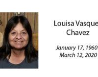 Louisa Vasquez Chavez
