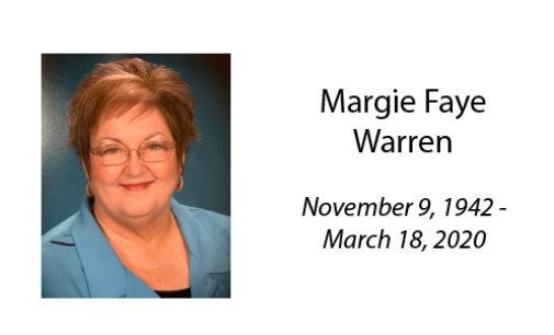Margie Faye Warren