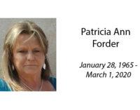 Patricia Ann Forder