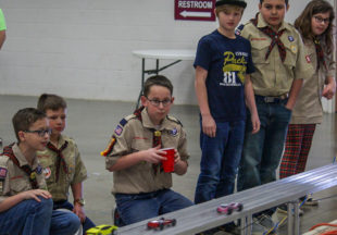 Cub Scout Pack 81 Pinewood Derby 2020