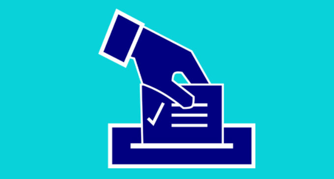 Early Voting begins today for the primary runoff election