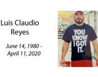 Luis Claudio Reyes