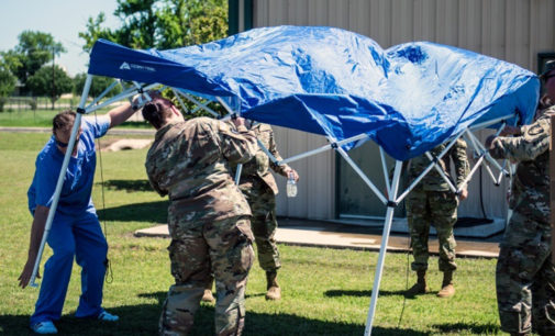 Texas National Guard to provide free drive-up COVID-19 testing in Stephens County