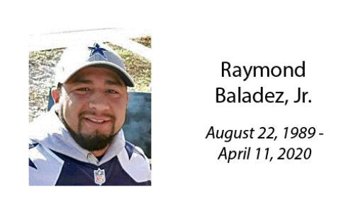 Raymond Baladez, Jr.