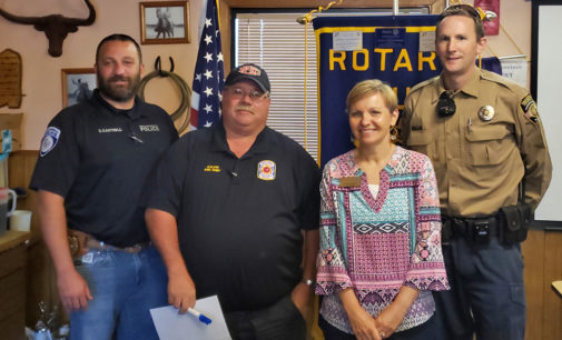 Rotary Club's fourth annual Battle of the Badges Blood Drive to kick off on June 4