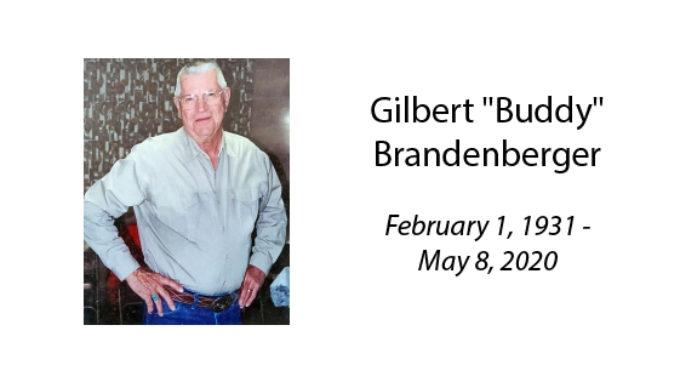 Gilbert 'Buddy' Brandenberger