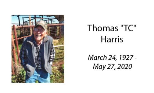 "Thomas ""TC"" Harris"