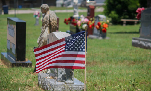 Local man needs help placing flags on veterans' graves this Saturday