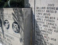 Annual Stephens County Memorial Day ceremony scheduled for Monday at veterans monument