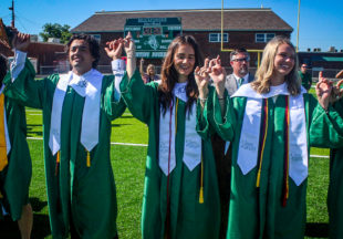 Breckenridge High School 2020 Graduation in Pictures