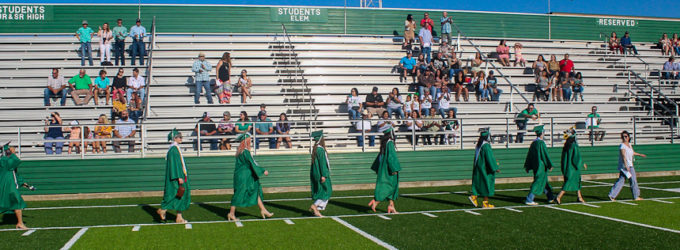 BHS Class of 2020 blends tradition with change for graduation ceremony