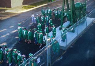 Breckenridge High School 2020 Graduation in Pictures