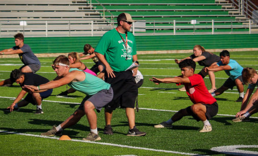 BISD arranges for athletes' physicals for upcoming school year