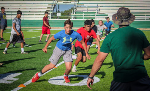 Buckaroos start strength and conditioning program this week